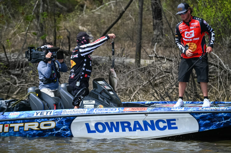 Image for Fletcher Shryock Wins Qualifying Round for Group A at General Tire Heavy Hitters Presented by Bass Pro Shops
