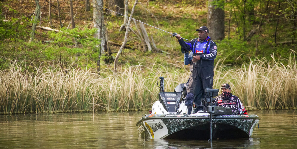 Image for Top 5 Patterns from Shearon Harris – Heavy Hitters Knockout Round