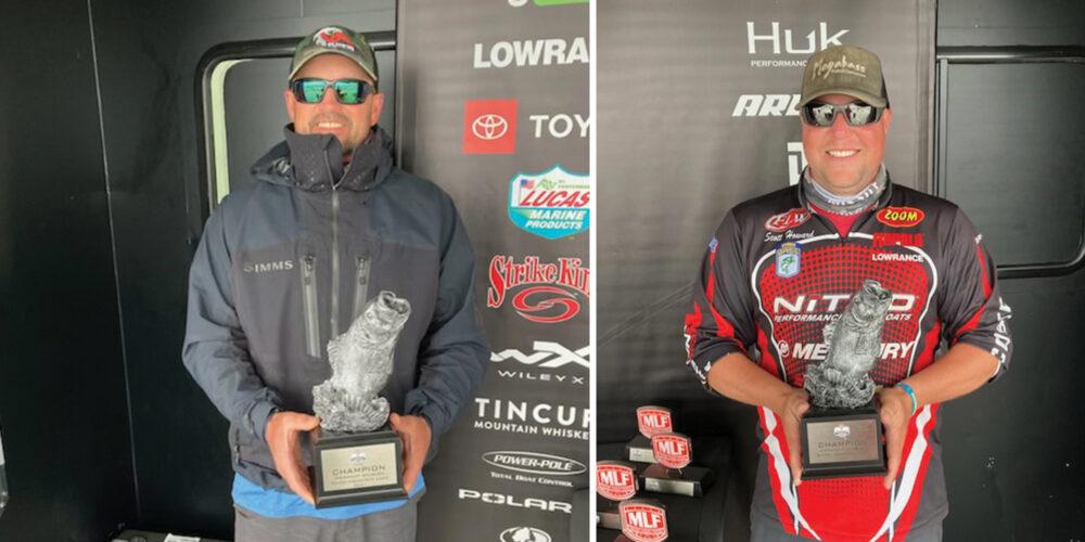 Image for Hopewell's Powroznik Wins Phoenix Bass Fishing League on Smith Mountain Lake