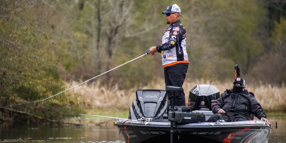 Image for Chris Lane's Three Key Topwater Baits for Big 'Uns in the Spring