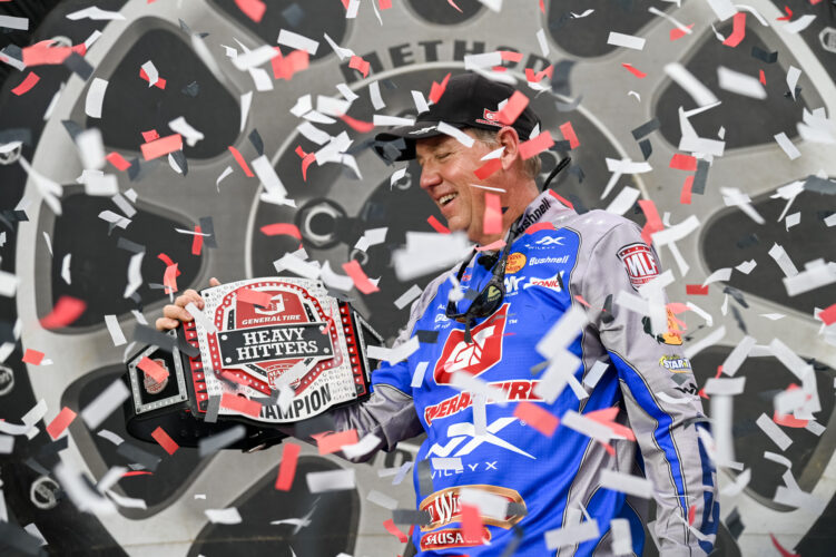 Image for Alton Jones Wins MLF General Tire Heavy Hitters Presented by Bass Pro Shops