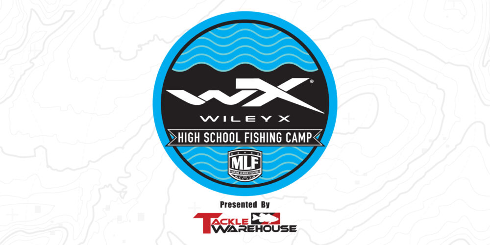 Image for MLF Announces Return of the Wiley X High School Fishing Camp Presented by Tackle Warehouse, MLF Foundation Benefit Tournament