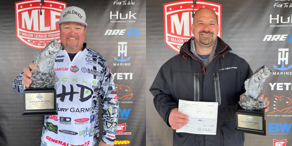 Image for Lampe's Watson Wins Phoenix Bass Fishing League on Table Rock Lake