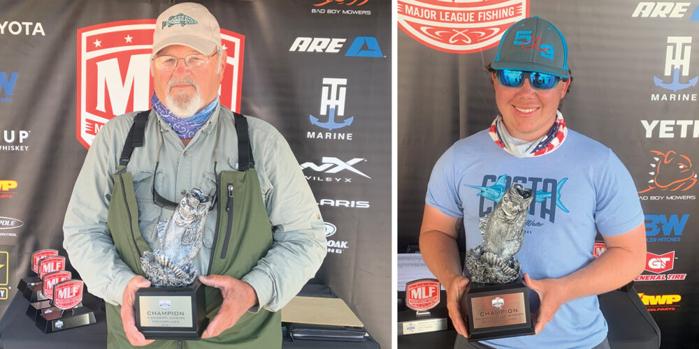 Image for Grovetown's Gould Wins Phoenix Bass Fishing League on Clarks Hill Lake
