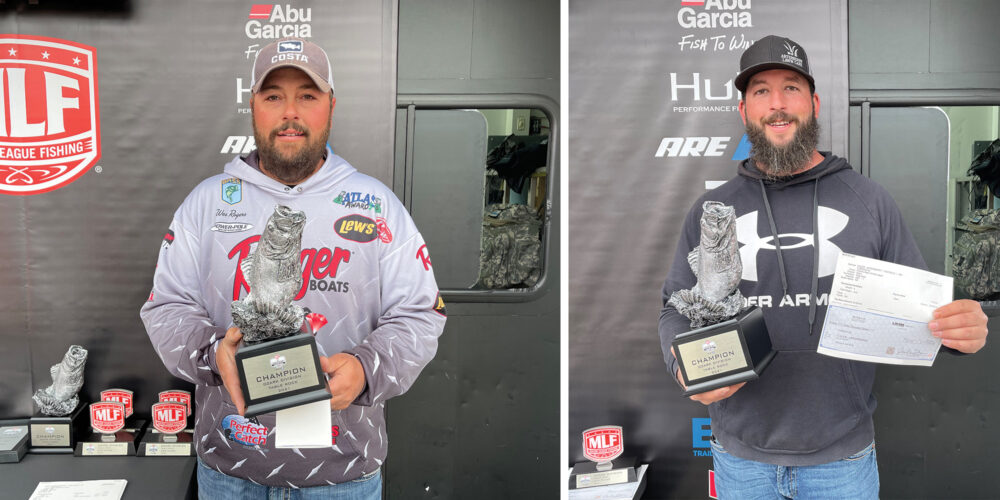 Image for Thayer's Rogers Wins Phoenix Bass Fishing League on Table Rock Lake