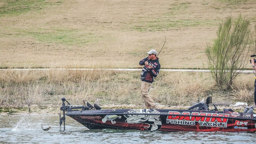 Image for Austin Set to Host Bass Pro Tour – Berkley Stage Two Presented by Mercury at Lake Travis