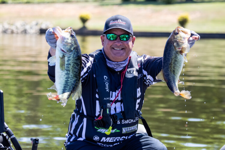 Image for GALLERY: Tackle Warehouse Pro Circuit, Lake Murray, Day 1 Afternoon