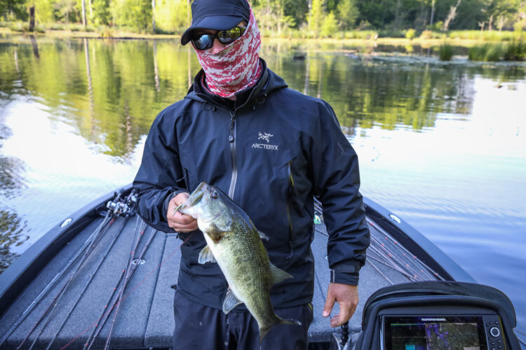 Image for GALLERY: Tackle Warehouse Pro Circuit, Lake Murray, Day 2 Morning