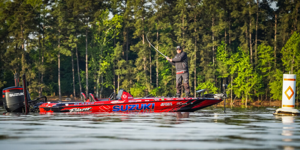 Image for Top 5 Patterns from Lake Murray – Day 2
