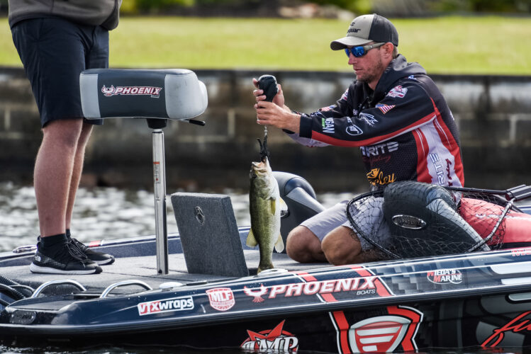 Image for GALLERY: Tackle Warehouse Pro Circuit, Lake Murray, Day 4 Afternoon