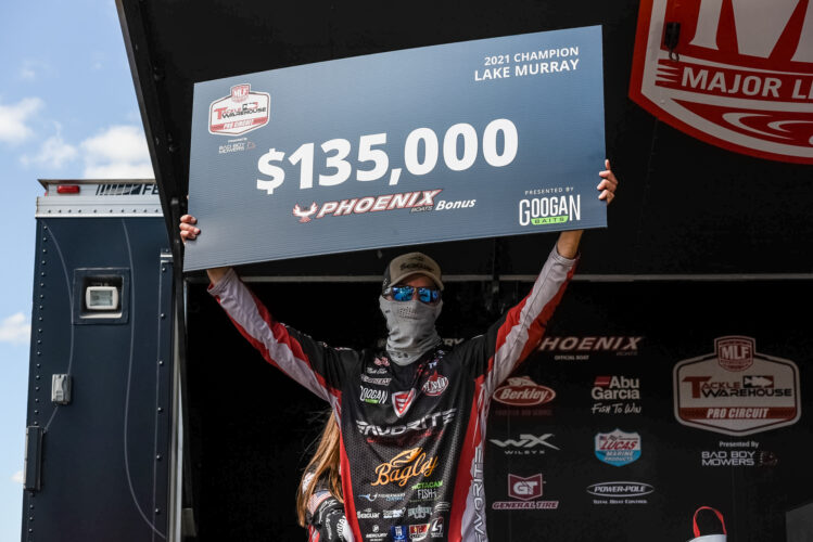 Image for GALLERY: Tackle Warehouse Pro Circuit, Lake Murray, Day 4 Weigh-in