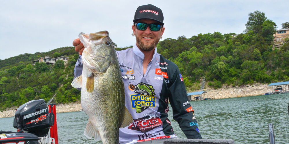 Image for JAMES ELAM: Lake Travis Can Produce (I Have a 9-Pounder to Prove It)