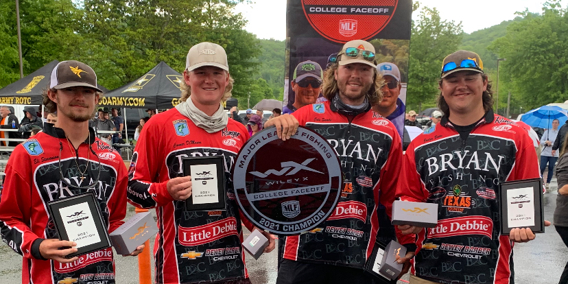 Image for Bryan College Wins Opening MLF Wiley X College Faceoff at Lake Guntersville