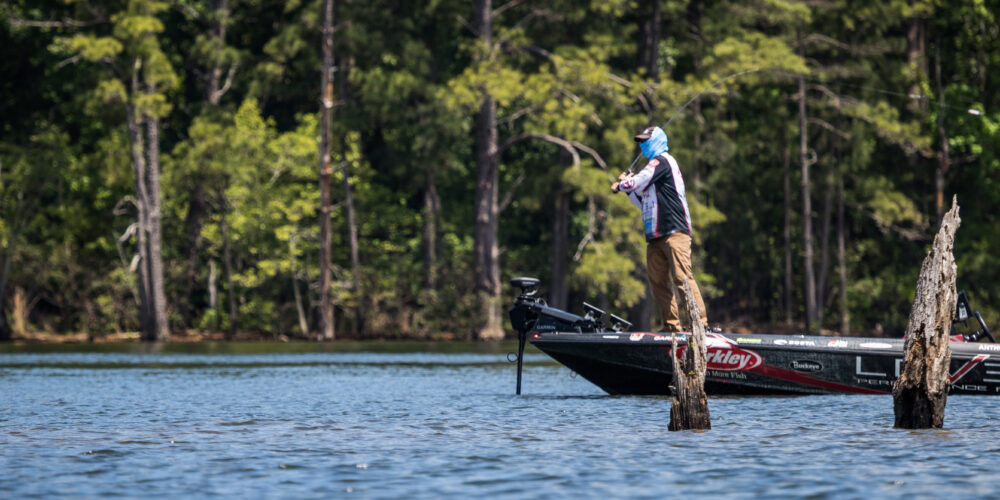 Image for Top 10 Patterns from Lake Murray