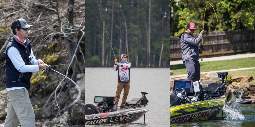 Image for AOY Update: Lake Murray Kickstarts the Race on the Tackle Warehouse Pro Circuit