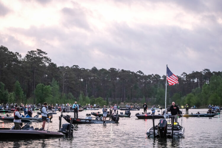 Image for Sam Rayburn Set to Host Toyota Series Event Presented by Berkley