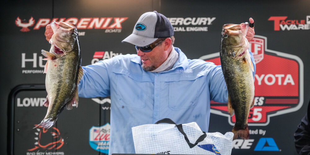 Image for Combs in Control at Sam Rayburn