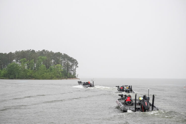 Image for GALLERY: Toyota Series Southwestern Division, Sam Rayburn, Day 3 Takeoff