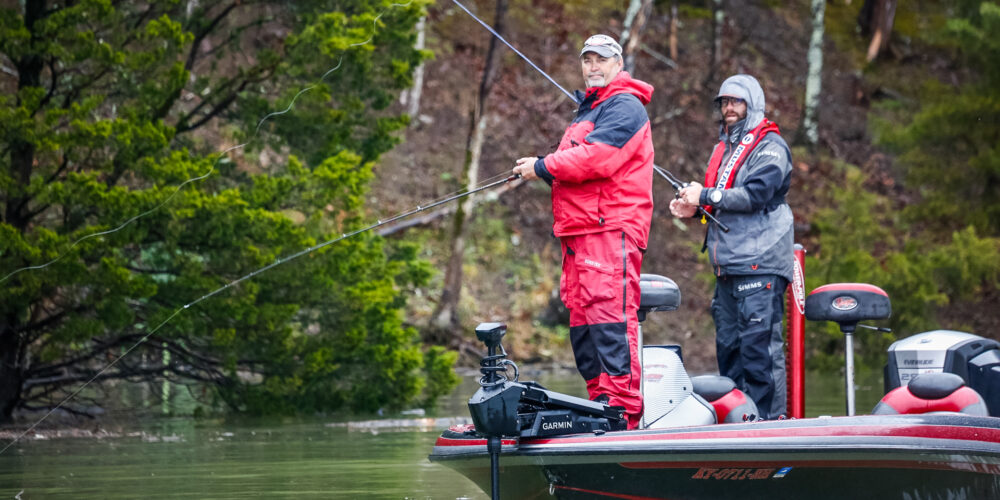 Image for Top 5 Patterns from Dale Hollow – Day 1