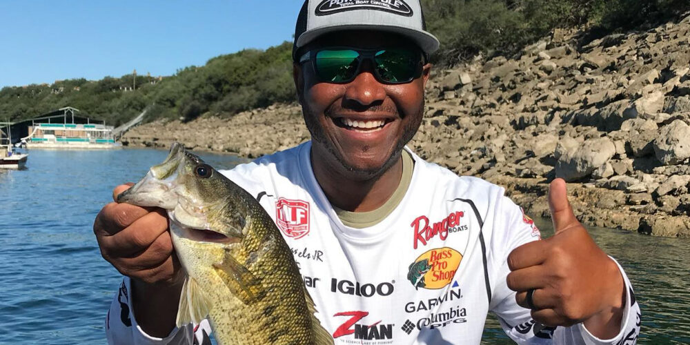 Image for Guadalupe Bass: Texas State Fish and a Conservation Success Story
