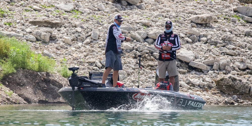 Image for Five Key Things from Group B's Second Qualifying Day on Lake Travis