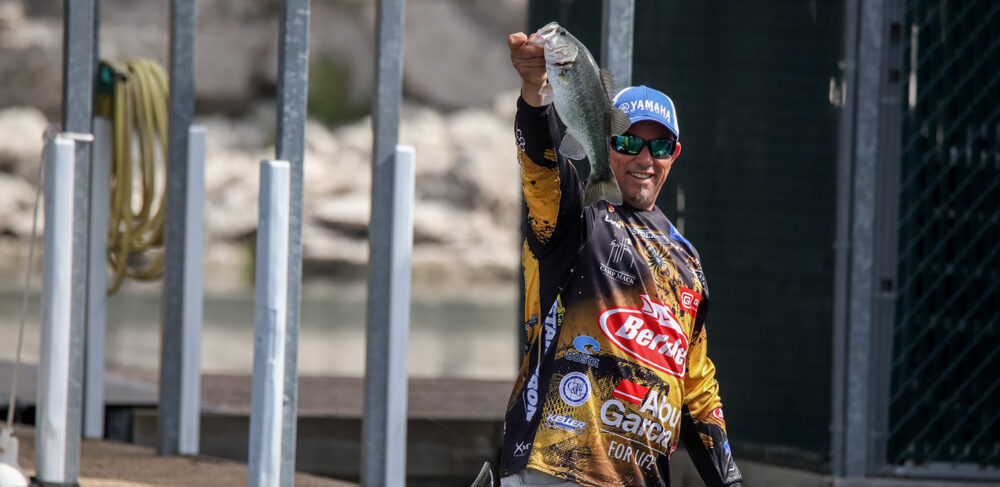 Image for Bobby Lane Bests the Knockout Round; Championship Round Field Set for Lake Travis