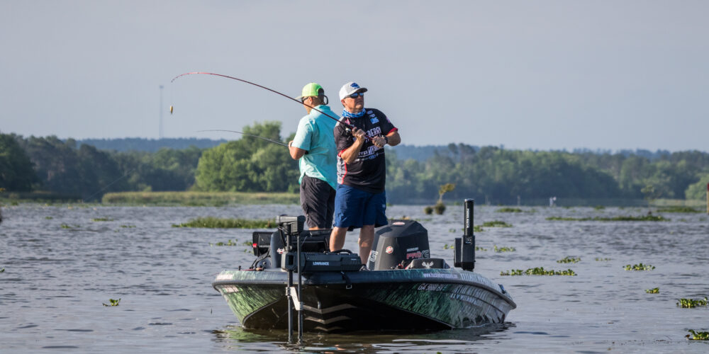 Image for Top 5 Patterns from Lake Seminole – Day 1