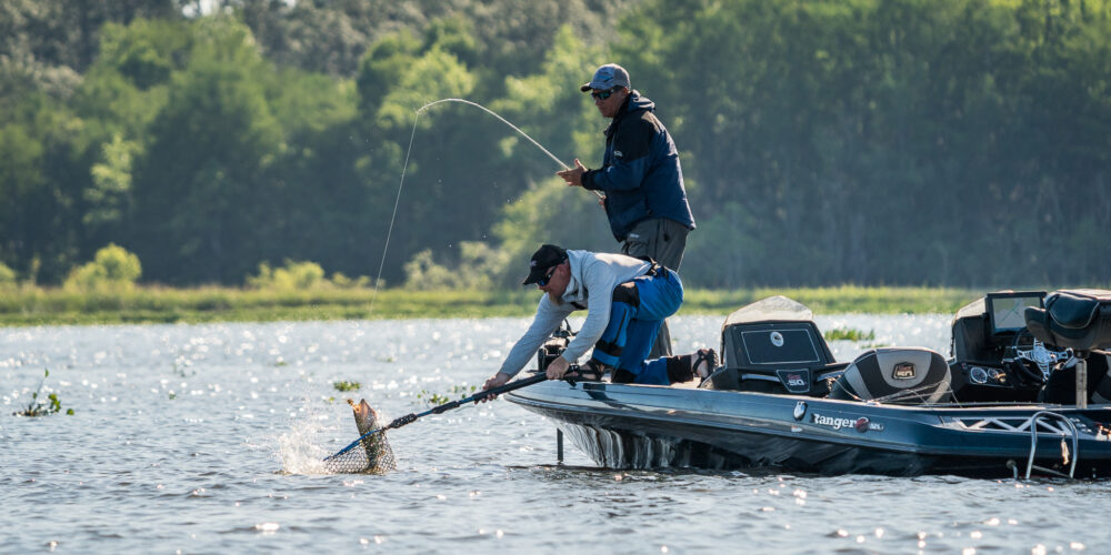 Image for Lake Seminole Midday Update – Day 2