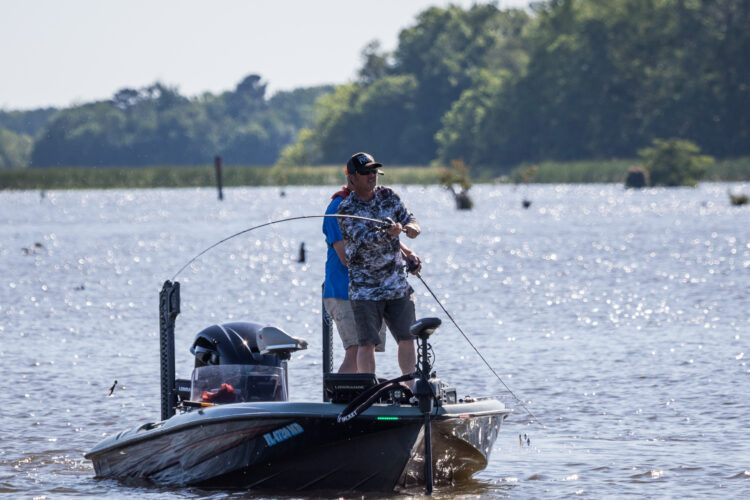 Image for GALLERY: Toyota Series Southern Division, Lake Seminole, Day 2 OTW