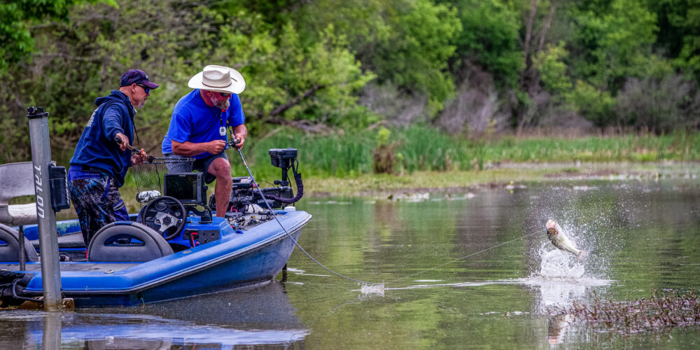 Image for Top 5 Patterns from Lake Dardanelle – Day 2