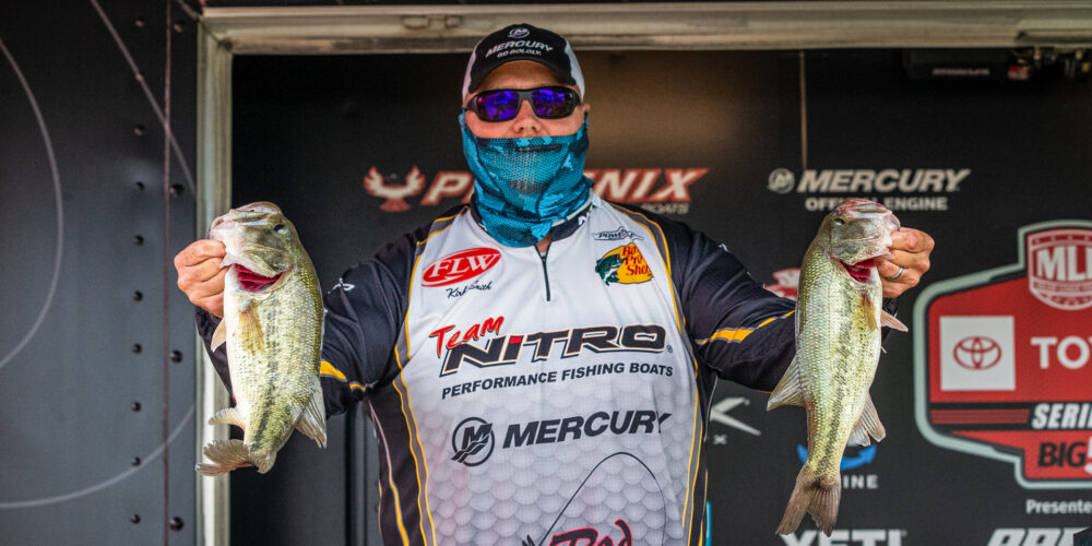 Image for Smith Leads by an Ounce After Day 2 at Dardanelle