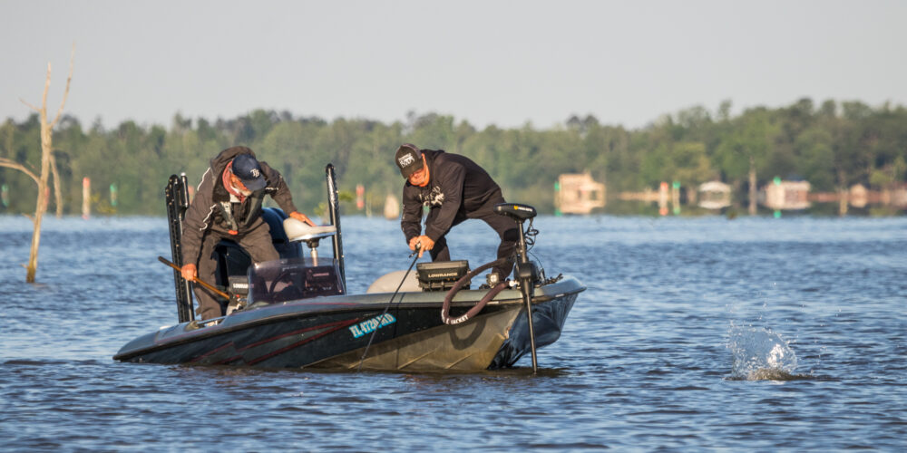 Image for Lake Seminole Midday Update – Day 3