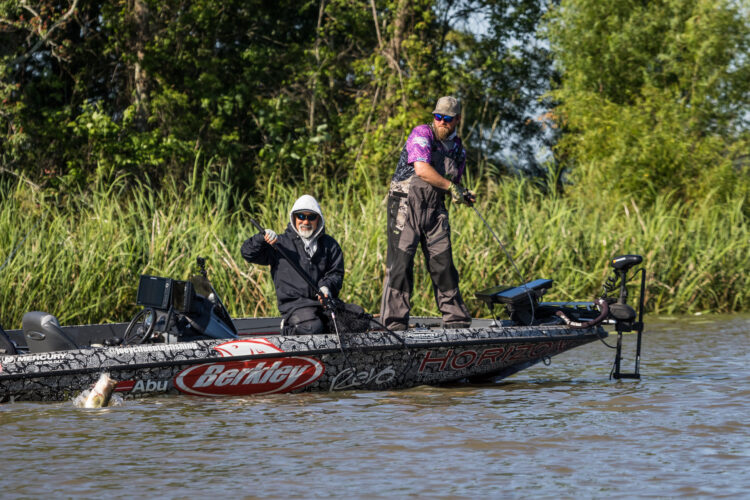 Image for GALLERY: Toyota Series Southern Division, Lake Seminole, Day 3 OTW