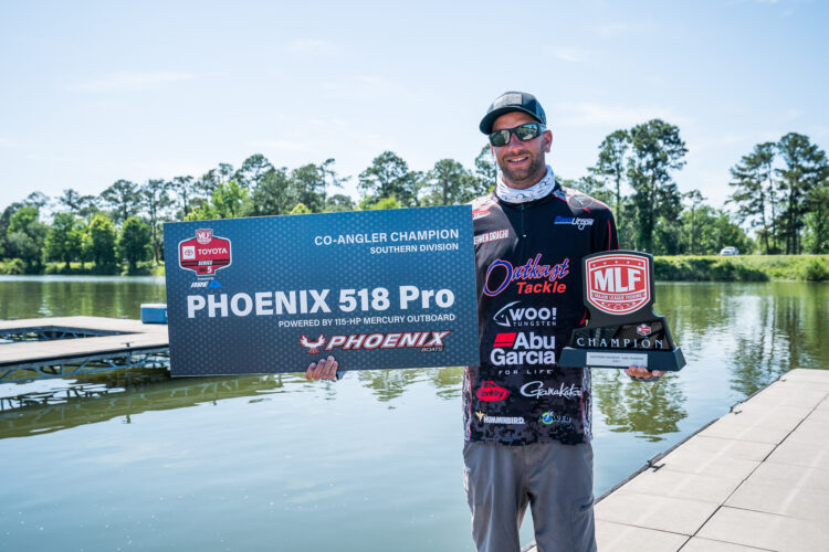 Image for GALLERY: Toyota Series Southern Division, Lake Seminole, Day 3 Weigh-In