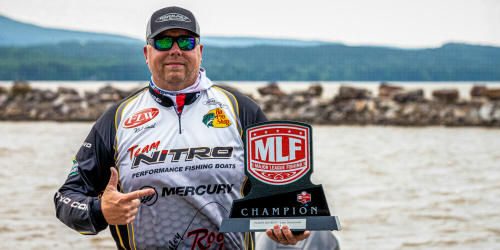 Image for Smith Wins Toyota Series Event on Lake Dardanelle Presented by Fenwick