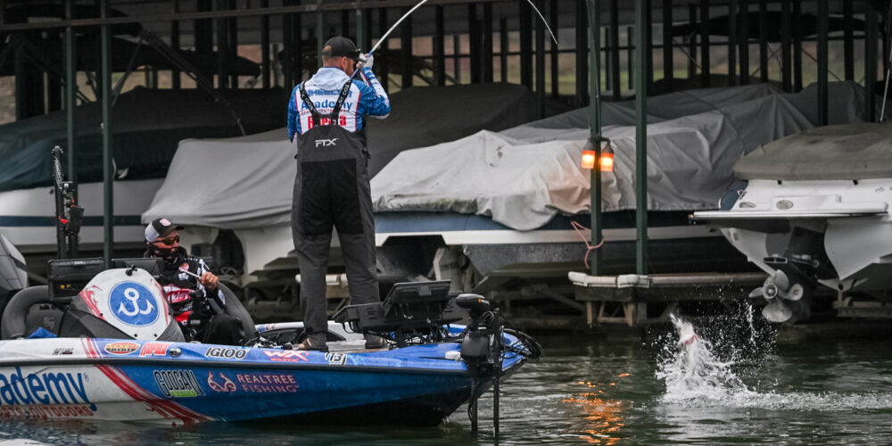 Image for The Pattern Inside the Pattern: How Wheeler's Big-Fish Approach Paid Off at Lake Travis