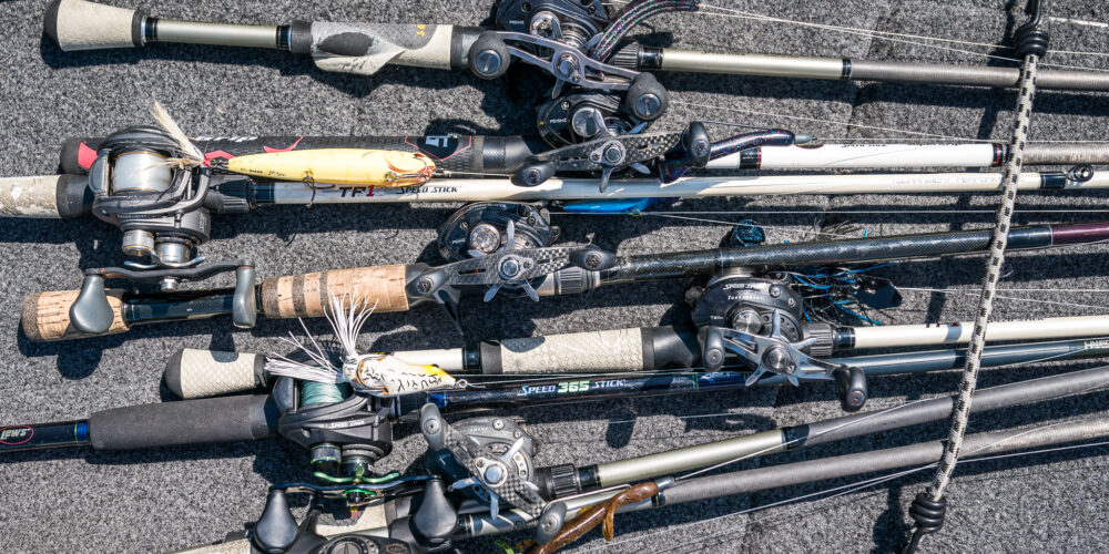 Image for Top 10 Baits from Lake Seminole