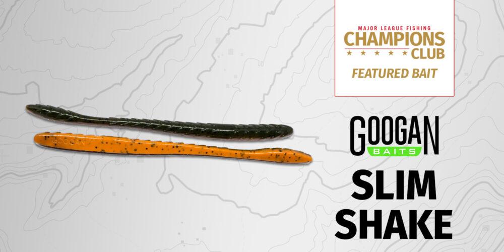Image for Featured Bait: Googan Baits Slim Shake