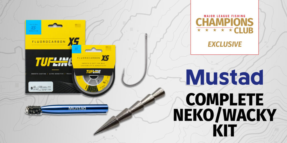 Image for Champions Club Exclusive: Complete Neko/Wacky Kit from Mustad