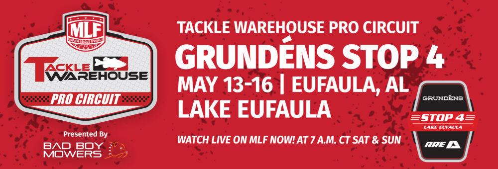 Grundéns Stop 4 Lake Eufaula Presented by A.R.E.