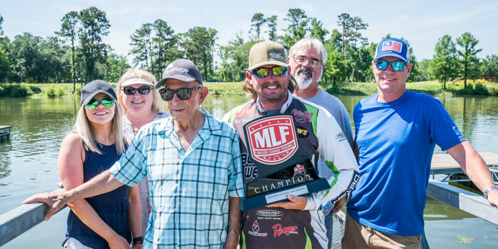 Image for Thliveros Wins Toyota Series Event on Lake Seminole