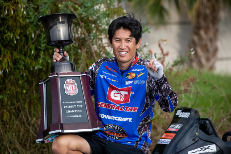 Image for Takahiro Omori Wins 2021 USAA Patriot Cup Presented by Berkley