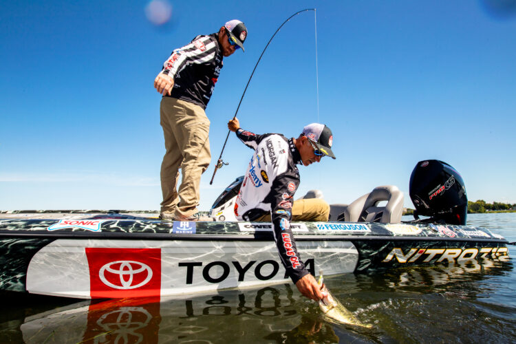 Image for Wiley X Summit Cup Presented by B&W Trailer Hitches at Lake Murray Premieres Saturday on Outdoor Channel