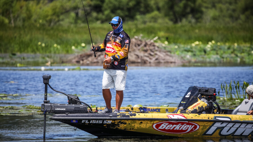 Image for Bass Pro Tour Set to Visit Harris Chain of Lakes for Favorite Fishing Stage Three Presented by Bass Cat Boats