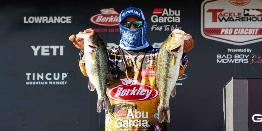 Image for GALLERY: Tackle Warehouse Pro Circuit, Lake Eufaula, Day 1 Weigh-in