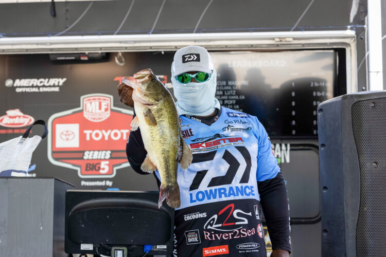 Image for GALLERY: Toyota Series Western Division, Cal Delta, Day 1 Weigh-In