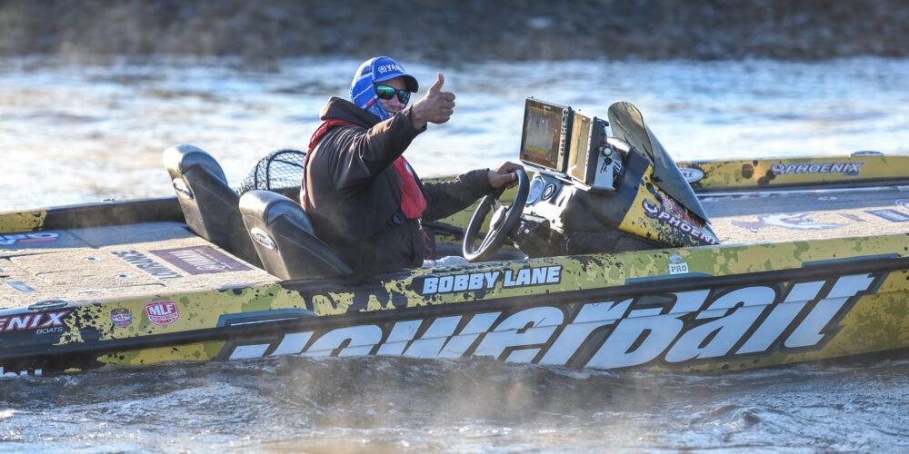 Image for MORNING REPORT: What Can We Expect on Day 2 at Lake Eufaula?