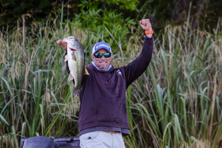 Image for GALLERY: Tackle Warehouse Pro Circuit, Lake Eufaula, Day 2 Morning