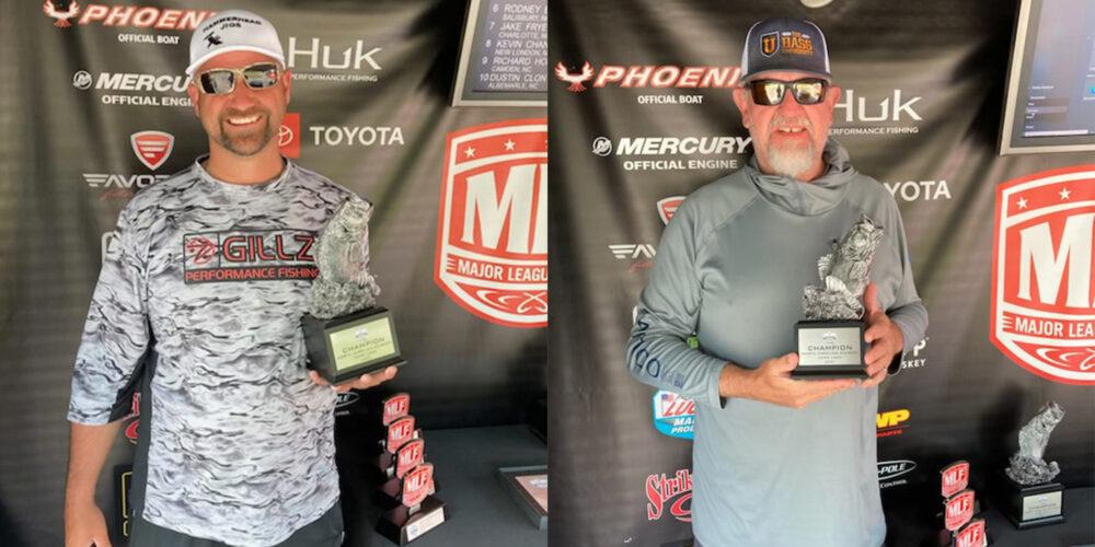 Image for Maiden's Morgan Wins Phoenix Bass Fishing League on Kerr Lake