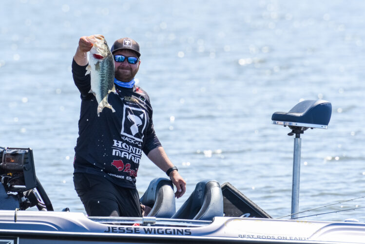 Image for GALLERY: Tackle Warehouse Pro Circuit, Lake Eufaula, Day 2 Afternoon